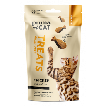 9182 PrimaCat Treats Softy chicken with catnip 50 g 6430069583635.png
