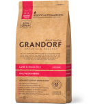 Grandorf Lamb & Brown Rice Adult All Breeds 12kg