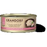 Grandorf Chicken Fillet & Crab Fillet 6x70g