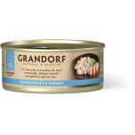 Grandorf Chicken Breast & Shrimps 6x70g