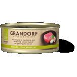 Grandorf Tuna Fillet & Crab Fillet 6x70g