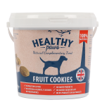 Healthy Paws Fruit Cookies Puuviljamaiused 500g