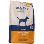 Healthy Paws Kalkuniliha ja Hirss 12kg