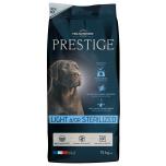 Prestige Adult Light/Sterilized Ülekaalulistele ja/või Steriliseeritud Koertele 15+3kg