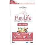 Pure Life Mini Adult Pardiliha ja Valge Kalaga