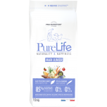 Pure Life Maxi Junior with White Fish and Sardine 12kg