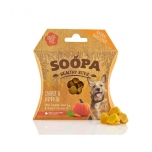 Soopa Bites Pumpkin and Carrots 50g