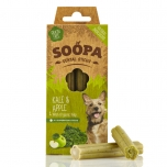 Soopa Pets Dental sticks Kale and Apple 100g