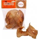 Sea kõrvad - naturaalsed koeranäksid, kuivatatud koeramaius